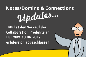Sidebar Infokasten Domino Connections News Juli 2019