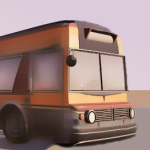 kurioses VR Game Desert Bus