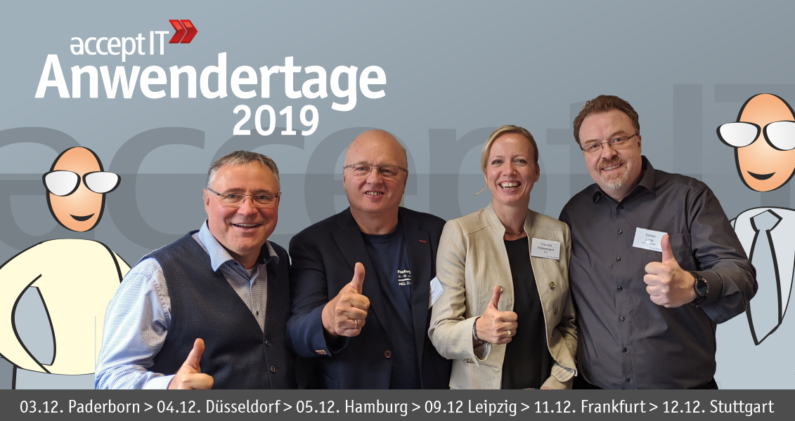 Notes/Domino Anwendertage 2019