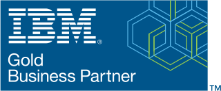 IBM Gold Business Partner logo
